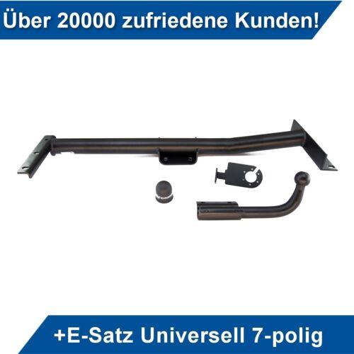 Opel Astra I F Limousine 91-02 Anhängerkupplung starr+ES 7p uni Kpl AHK