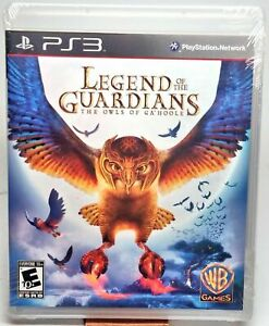Legend-Of-The-Guardians-The-Owls-Of-Gahoole-PS3-Sony-Playstation-3-Tested