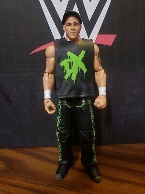 Shawn Michaels WWE Walgreens Exclusive Elite dégénérescence X DX Flashback Elite