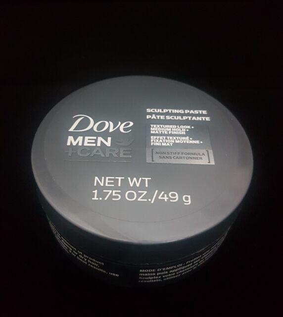 Dove Men Care Hair Styling Sculpting Paste 1 75 Oz For Sale Online Ebay