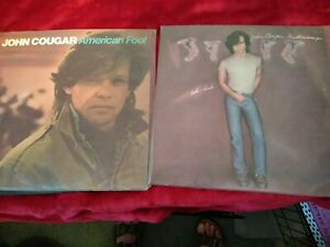 John Cougar Mellencamp 2 CD Lot Scarecrow And The Lonesome