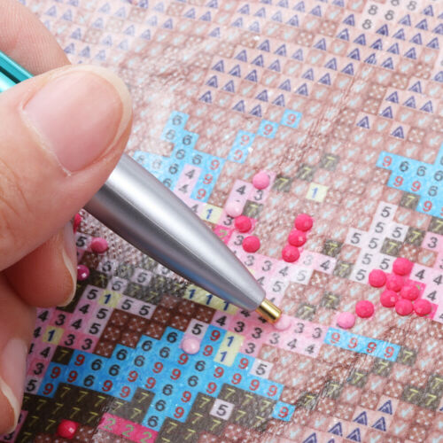 Stickerei Diamond Painting Pen Point Drill Pen 5D Diamond Painting Kreuz Stich