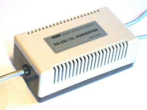 RS-232//CL RS-232 auf  TTY Schnittstellenwandler  Konverter 2304231