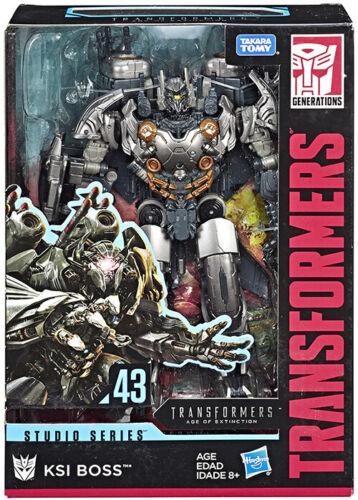 Transformers Movie Studios Series Voyager Class - KSI Boss #43 IN STOCK!