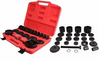 23pc Fwd Front Wheel Drive Bearing Removal Adapter Puller Pulley Tool Kit W/case on Sale