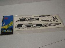 NOS VINTAGE 1998 GT POWER SERIES EXPE STICKER SET OLD SKOOL BMX FREESTYLE RACING
