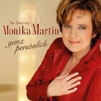 """MONIKA MARTIN """"DAS BESTE VON MONIKA MARTIN"""" 2 CD NEU"""