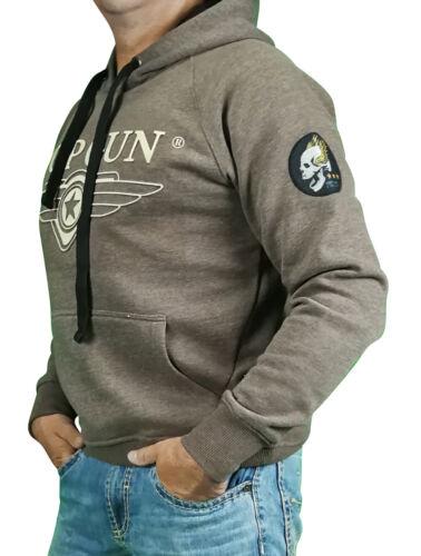 Top Gun 9013 Sweatshirt mit Kapuze 833//light brown