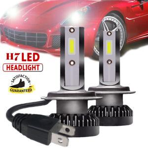 H7 110w cob cree led lampadine del faro kit mini bulbi for Lampadine h7 led