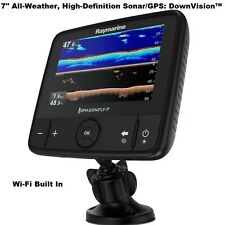 Raymarine Wi-Fi Dragonfly 7 PRO Fishfinder/GPS Advanced Dual-Channel CHIRP Sonar