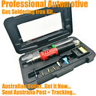 10 in1 Professional Automotive Butane Gas Soldering Iron Set with 26ml Gas Torch