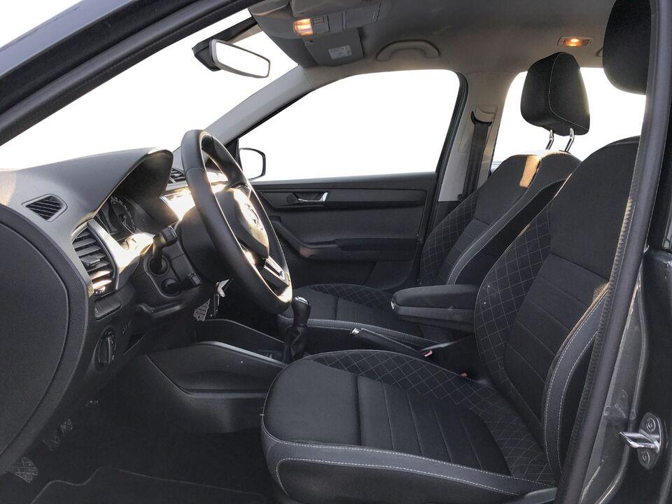 Skoda Fabia 1,0 TSi 95 Ambition Combi Benzin modelår 2019 km