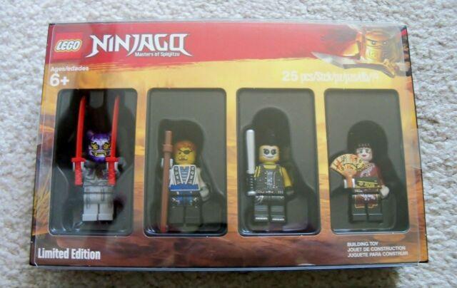 LEGO - Bricktober - Super Rare Exclusive Promo - Ninjago 5005257 - New & Sealed