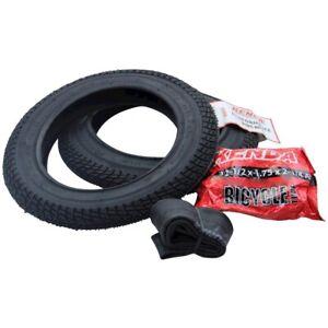 Fahrrad Reifen Set 2x Kenda 12 1//2 x 2 1//4 12.5x2.25 62-203 Roller Kinderwagen