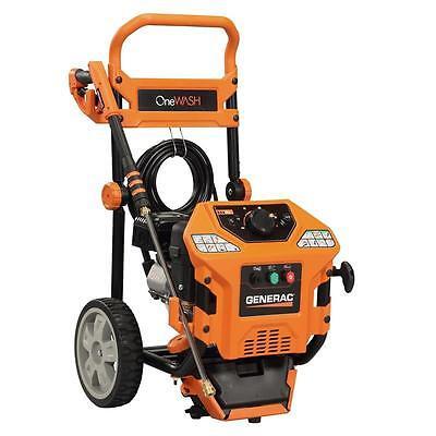 Generac 3000 PSI 2.8 GPM 212cc OneWash Pressure Washer #6436-R