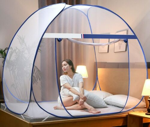 AIRFLO ANTI-MOSQUITO POP-UP MESH TENT OUT DOOR CAMPING 6 FEET BED