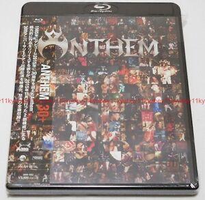 Nueva-Anthem-30-30th-Anniversary-Tour-2015-final-en-Vivo-Blu-ray-de-Japon-F-S-UIXN-1002