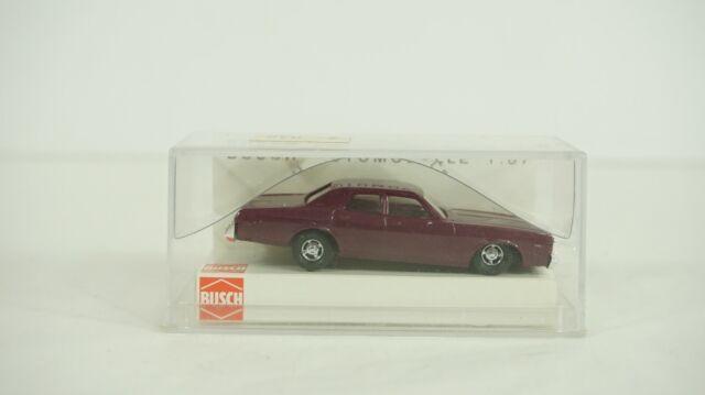 1//87 Busch Dodge Monaco dunkelbraun 46603