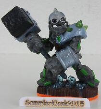Crusher Skylanders Giants Figur - Riese - Element Erde - gebraucht
