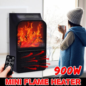 Electric-Mini-Fan-Space-Heater-Portable-220V-900W-Winter-Warm-Home-Desk