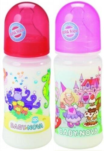 soft aspirateur pour le lait 300ml Baby Nova pp pehd avec Natural NOUVEAU *