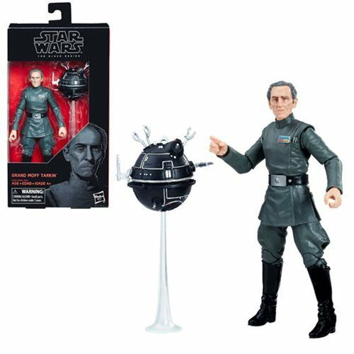 Star Wars The Black Series Grand Moff Tarkin 6-inch Action Figure-NEW Comme neuf IN BOX