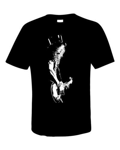 Slash T-Shirt Guns n Roses Velvet Revolver Women/'s Men/'s sizes 6 colours