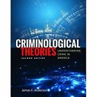 Criminological Theories by James F. Anderson (Paperback, 2013)