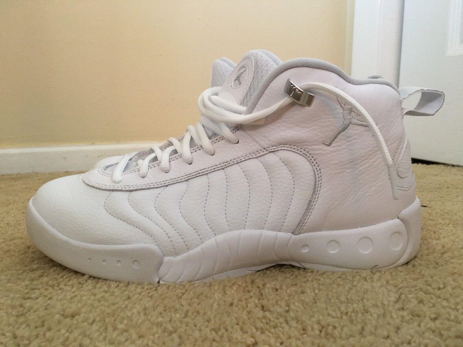 Nike Jordan Jumpman Pro, 906876-100, Men's Basketball Shoes White, Size 11