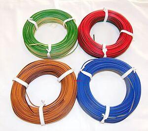 Beli-Drillingslitze-50m-Maerklin-Roco-Trix-Fleischmann-freie-Farbwahl-0-14-qmm