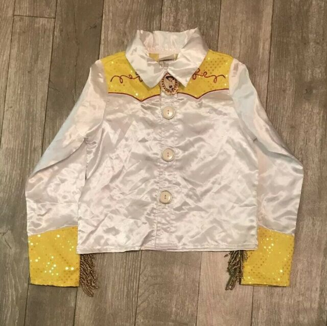 Size 4-6 Toy Story Deluxe Jessie Kids Costume Small