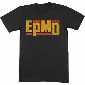 EPMD: 'Strictly Business Logo' Vintage Style T-Shirt - Official
