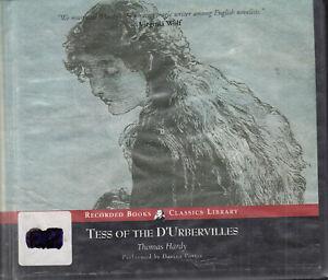 Thomas-Hardy-Tess-Of-The-D-039-Urbervilles-15CD-Audio-Book-Unabridged-FASTPOST