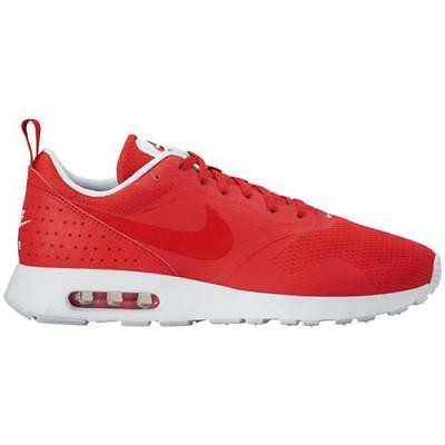 Hommes Nike Air Max Tavas University RougeBlanc 705149 605 Tailles UK 8.5 _ 10 _ 10.5 _ 11.5 | eBay