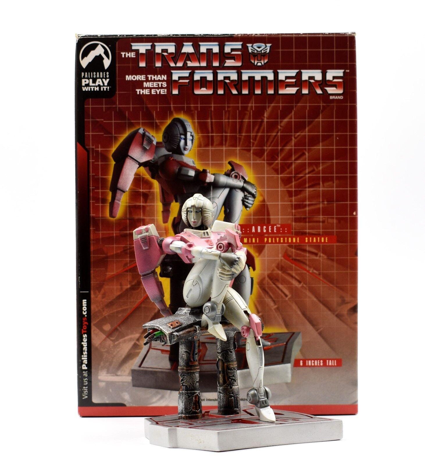 Il Transformers 20th  ANNIVERSARIO-EDIZIONE LIMITATA Arcee Statua  la vostra soddisfazione è il nostro obiettivo