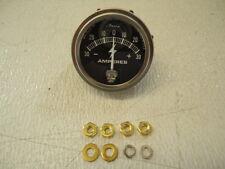 New Amp Meter Gauge For John Deere A B Ao Ar 50 60 D H M 320 330 420 430 Tractor
