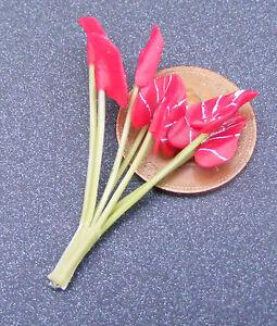 1:12 Scale Resin Urn Planter Garden Flower Plant Tumdee Dolls House Accessory