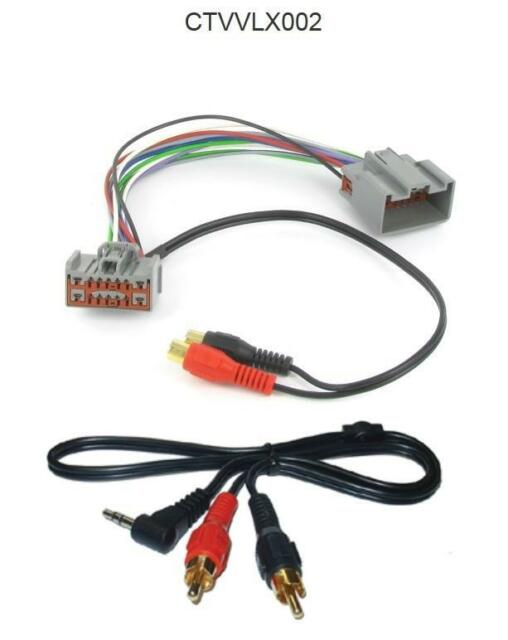 Connects2 Volvo V50 2004 onwards Aux Input MP3 iPod 3.5mm jack CTVVLX002