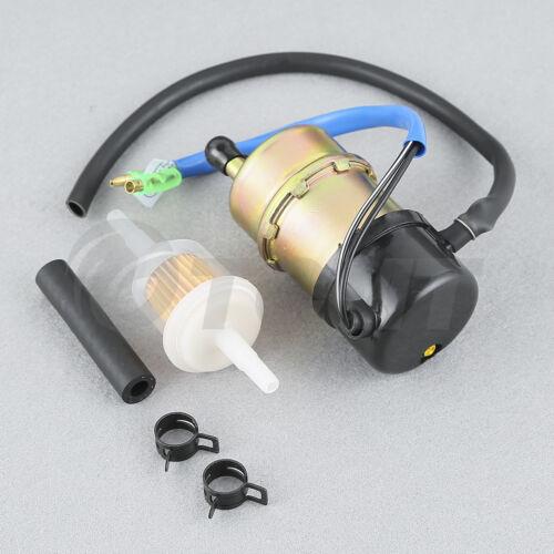 12V Fuel Pump For Kawasaki Mule 3020 3010 3000 2520 2500 2510 1000 49040-1055