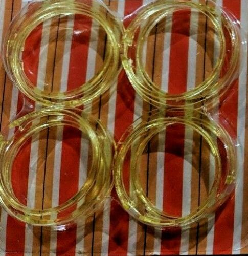 Candle Arch Plastic Halo Ring Konst Smide topper