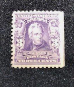 us-stamps-scott-302-MNH-OG-Good-Center-Small-Crease