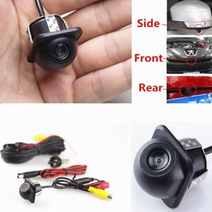 Waterproof-CCD-170-Wide-Angle-Rear-Side-Front-Mirror-View-Parking-Camera
