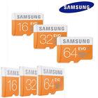 Samsung micro SDHC SD EVO Memory Card 8GB 16GB 32GB UHS-I Class10 48MB/s lot New