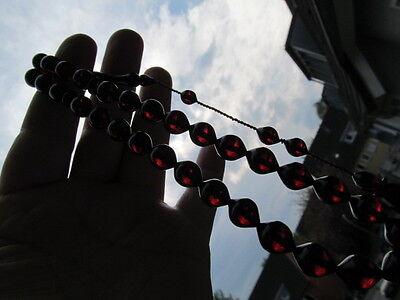 YENI SIKMA NEU BAKALIT Gebetskette Meisterware TESBIH Prayer Beads