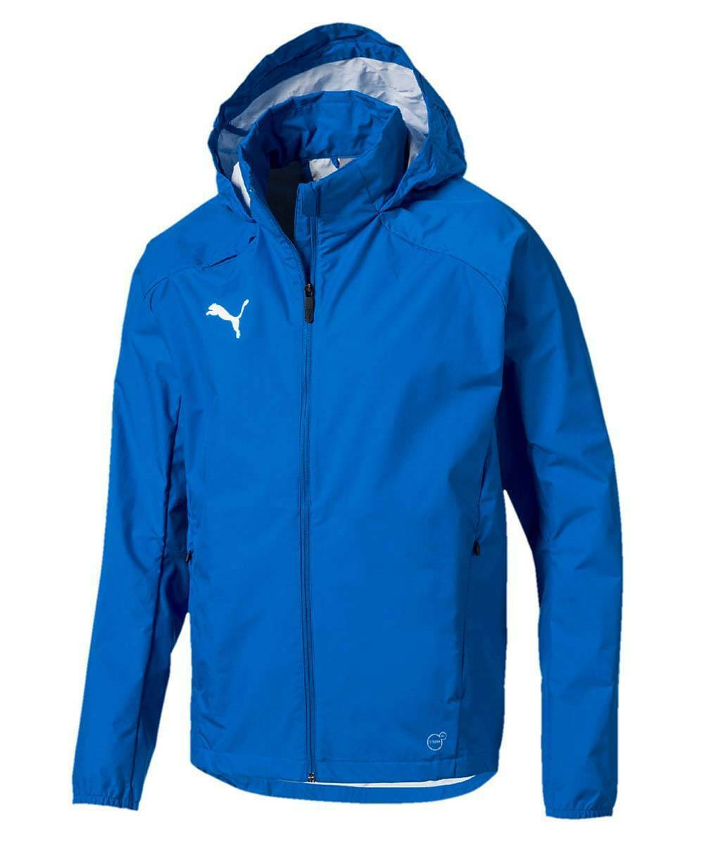 Puma LIGA Training Rain Jacket Regenjacke blau NEU 88436 88436 88436 d1b191