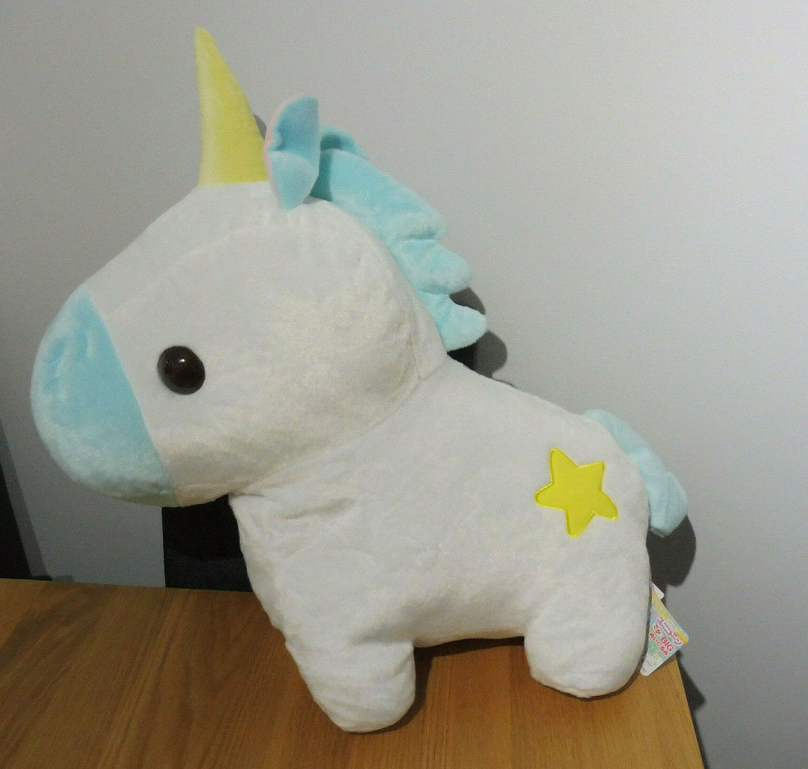 YUMEKAWA UNICORN HUGE PLUSH 70 CM 27 INCHES (TOREBA)