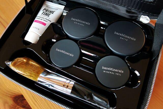 bareminerals complexion kit