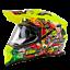 2019-O-039-Neal-Sierra-II-Casque-Avec-Visiere-Enduro-Supermoto-ATV-Quad-Motocross-MX miniature 36