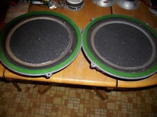 "WHARFEDALE SPEAKERS  - 12"" WOOFER SET"