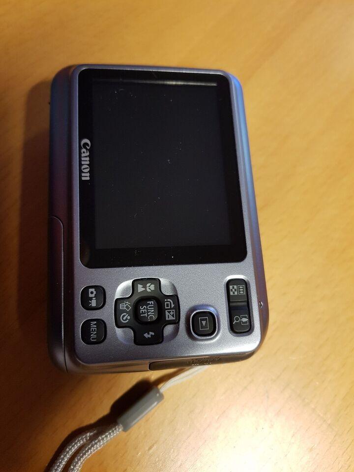Canon, Power Shot A490, 10,0 megapixels